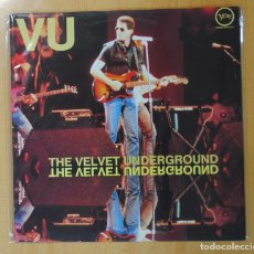 Discos de vinilo: THE VELVET UNDERGOUND - VU - LP. Lote 139151722