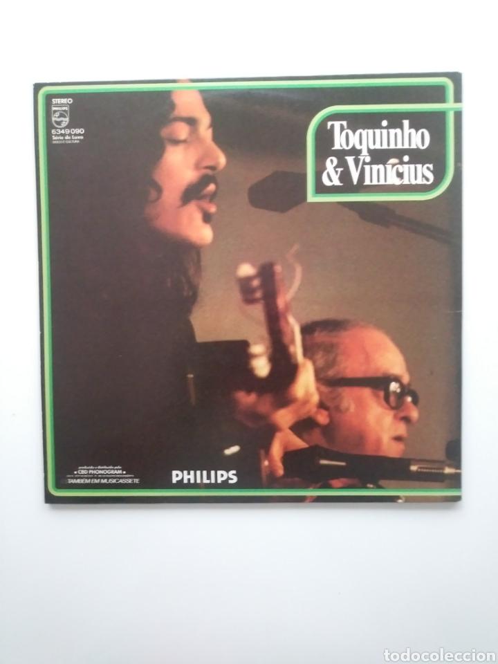 Discos de vinilo: Vinicius & Toquinho.Lp.Philips.1974. - Foto 4 - 139171877