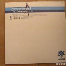 Discos de vinilo: TRENDROID – TRENDICATION - VENDETTA RECORDS 2002 - MAXI - PLS. Lote 139172110