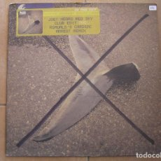 Discos de vinilo: ERNEST SAINT LAURENT – IN THE SKY - LOU RECORDS 2002 - MAXI - PLS. Lote 139175406