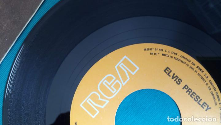 Discos de vinilo: ELVIS PRESLEY - HOUND DOG / DON'T BE CRUEL - SINGLE - EDITADO EN ESPAÑA 1984.LIMITED EDITION - Foto 7 - 139176210