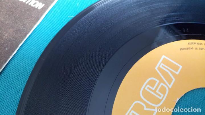 Discos de vinilo: ELVIS PRESLEY - HOUND DOG / DON'T BE CRUEL - SINGLE - EDITADO EN ESPAÑA 1984.LIMITED EDITION - Foto 9 - 139176210