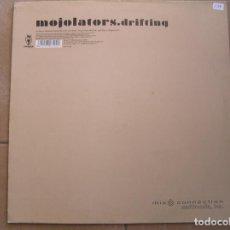 Discos de vinilo: MOJOLATORS – DRIFTING - VENDETTA RECORDS 2001 - MAXI - PLS. Lote 139176978