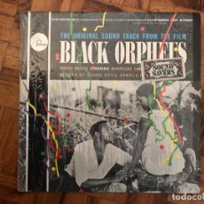 Discos de vinilo: ANTONIO CARLOS JOBIM, LUIZ BONFÁ ?– THE ORIGINAL SOUNDTRACK FROM THE FILM BLACK ORPHEUS . Lote 139180934