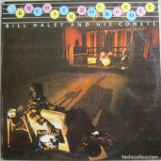 Discos de vinilo: BILL HALEY AN HIS COMETS: ARMCHAIR ROCK´N´ROLL. MATERIAL GRABADO ENTRE 1957 Y 1959. Lote 139183970