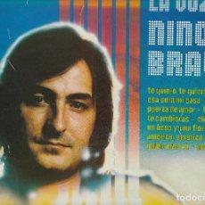 Discos de vinilo: 9874 - NINO BRAVO LP POLYDOR. Lote 139217966