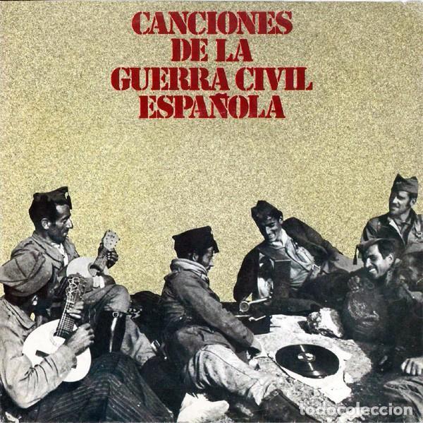 CANCIONES DE LA GUERRA CIVIL ESPAÑOLA (ESPAÑA, 1978) (Música - Discos - Singles Vinilo - Otros estilos)