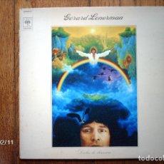 Discos de vinilo: GERARD LENORMAN - DROLES DES CHANSONS . Lote 139239838