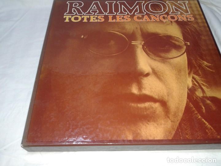 RAIMON, TOTES LES CANÇONS 10 LPS (Música - Discos - LP Vinilo - Cantautores Españoles)