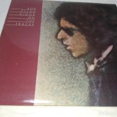 Discos de vinilo: BOB DYLAN, BLOOD ON THE TRACKS. Lote 139245866