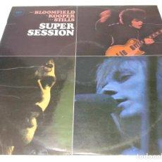 Discos de vinilo: MIKE BLOOMFIELD, AL KOOPER, STEVE STILLS, SUPER SESSION. Lote 139246338