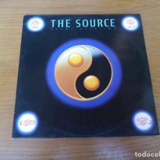 Discos de vinilo: THE SOURCE.SOURCE.LP.ELECTRONICA. Lote 139249714