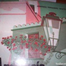 Discos de vinilo: SONORAMA REGIONAL DE ESPAÑA - ANDALUCIA - 1 DISCO DE PLASTICO Y LIBRETO EDUCATIVO. Lote 139286178