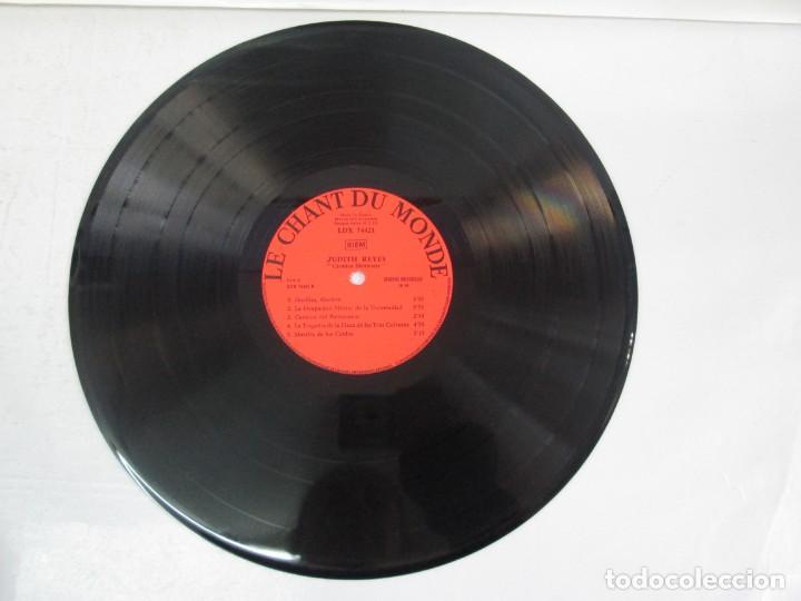Discos de vinilo: MEXIQUE. CRONICA MEXICANA. LE CHANT DU MONDE. JUDITH REYES. LP VINILO. VER FOTOGRAFIAS - Foto 8 - 139297970