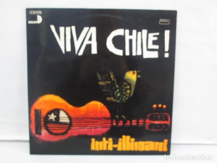 Discos de vinilo: VIVA CHILE! LA NUEVA CANCION CHILENA. INTI-ILLIMANI. 2 LP VIILO. VER FOTOGRAFIAS ADJUNTAS - Foto 12 - 139298266