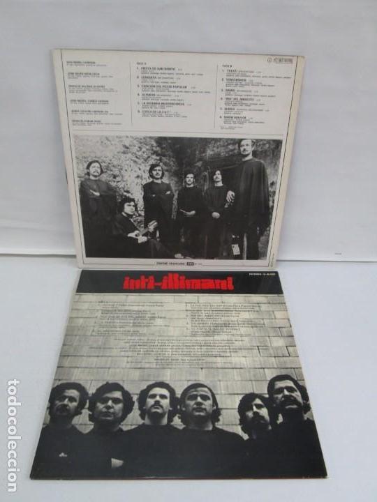 Discos de vinilo: VIVA CHILE! LA NUEVA CANCION CHILENA. INTI-ILLIMANI. 2 LP VIILO. VER FOTOGRAFIAS ADJUNTAS - Foto 20 - 139298266