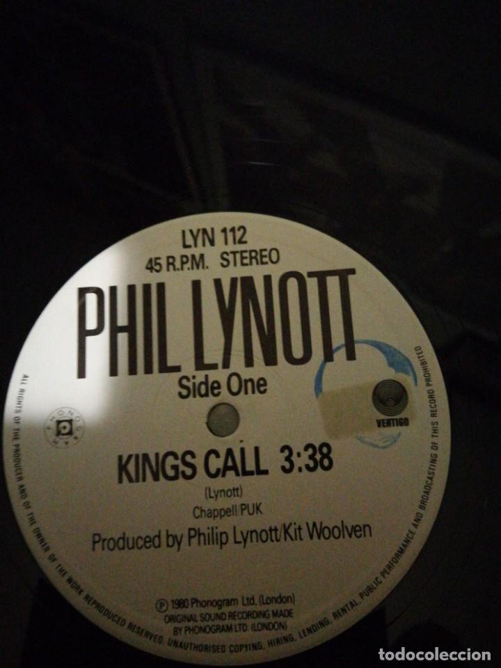 Discos de vinilo: PHIL LYNOTT - Foto 4 - 139319170