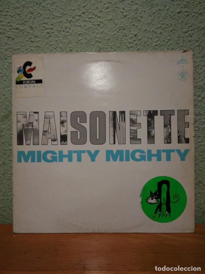 MAISONETTE, IMPORT. (Música - Discos de Vinilo - Maxi Singles - Pop - Rock - New Wave Extranjero de los 80)