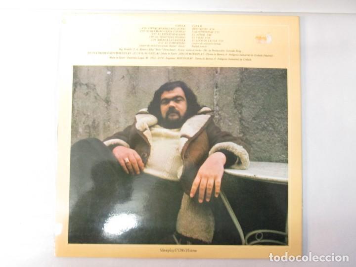 Discos de vinilo: RAFAEL AMOR. PERSONAJES. LP VINILO. DISCOS MOVIEPLAY 1978. VER FOTOGRAFIAS ADJUNTAS - Foto 9 - 139381062
