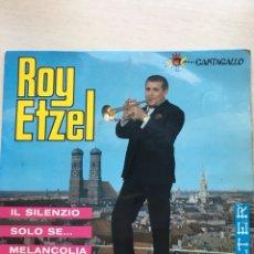 Discos de vinilo: ROY ETZEL. Lote 139381968