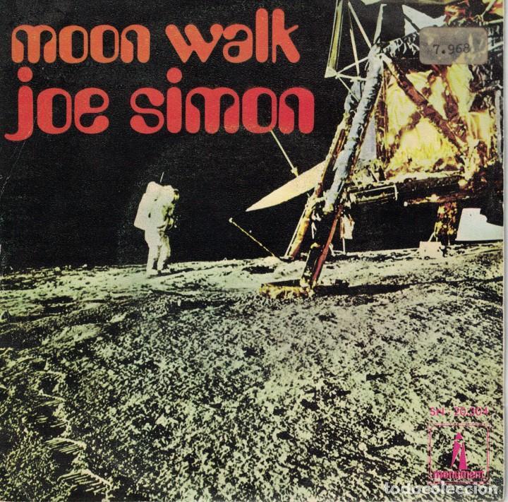 Image result for joe simon moon walk part i single images