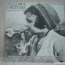 Discos de vinilo: PILLOWS & PRAYERS (CHERRY RED 1982-1983) - PAY NO MORE THAN 99P - CHERRY RED RECORDS 1982 FRANCIA. Lote 165721657