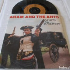 Discos de vinilo: ADAM AND THE ANTS. STAND AND DELIVER.. Lote 139395530
