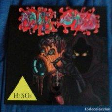 Discos de vinilo: H2 SO4- REALITY SHOW. WALKIRIA LP ESPAÑA 1994 THRASH HEAVY METAL. Lote 139413554