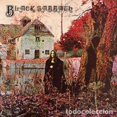 Discos de vinilo: LP BLACK SABBATH - BLACK SABBATH / VINILO / ED. OFICIAL 2015 / NUEVO. Lote 139426706