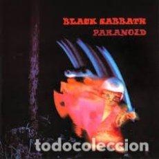 Discos de vinilo: LP BLACK SABBATH - PARANOID / VINILO / ED. OFICIAL 2015 / NUEVO. Lote 139427006