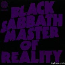 Discos de vinilo: LP BLACK SABBATH - MASTER OF REALITY / VINILO / EDICION OFICIAL 2015 / NUEVO. Lote 139428802