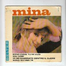 Discos de vinilo: MINA: RARO BELTER DE 1967- EN OFERTA- VEA DESCRIPCION. Lote 139432102