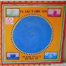 Discos de vinilo: TALKING HEADS - SPEAKING IN TONGUES SIRE - 1983. Lote 139437522