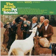Discos de vinilo - LP The Beach Boys – Pet Sounds - 142480934