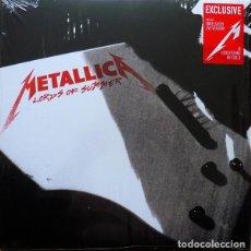 Discos de vinilo: MAXI-SINGLE METALLICA - LORDS OF SUMMER / VINILO / ED. OFICIAL EUROPEA 2014 / NUEVO. Lote 139452526