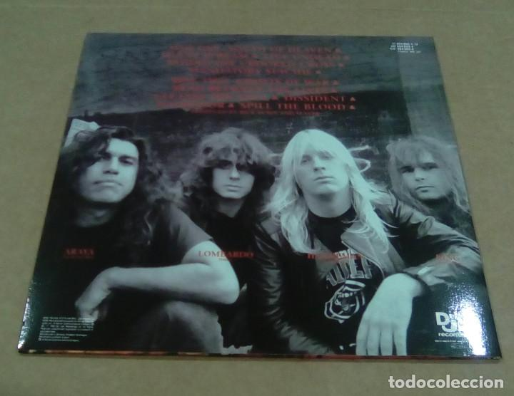 Discos de vinilo: SLAYER - South Of Heaven (LP edición no oficial) NUEVO - Foto 2 - 195333566