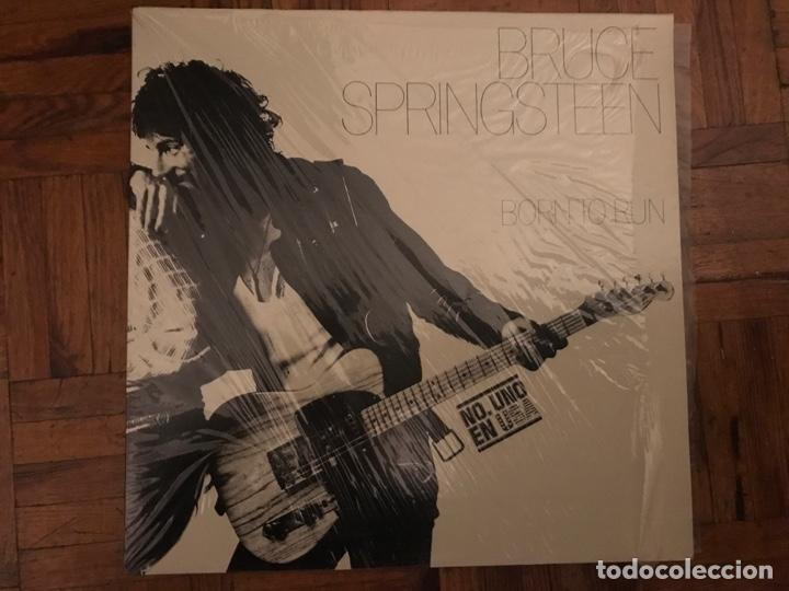 BRUCE SPRINGSTEEN ?– BORN TO RUN SELLO: CBS ?– S 80959 FORMATO: VINYL, LP, ALBUM, GATEFOLD (Música - Discos - LP Vinilo - Rock & Roll)