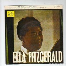 Discos de vinilo: ELLA FITZGERALD: CASI EXCELENTE- JAZZ. Lote 139477562