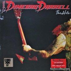 Discos de vinilo: MINI LP O EP DIMEBAG DARRELL (PANTERA) – THE HITZ / ED. LIMITADA OFICIAL RSD 2017 USA / NUEVO. Lote 139478194