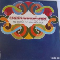 Discos de vinilo: EARTH, WIND & FIRE -NO PUEDO OCULTAR MI AMOR Y GRATITUDE 1976 CBS. Lote 139479666
