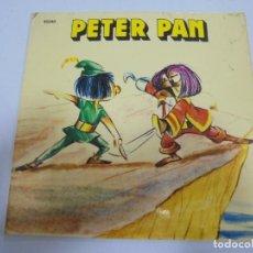 Discos de vinilo: SINGLE. INFANTIL. PETER PAN. 1970. YUPY. Lote 139493870