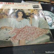 Discos de vinilo: EP DALIDA BAÑOS DE LUNA VG+. Lote 139501054