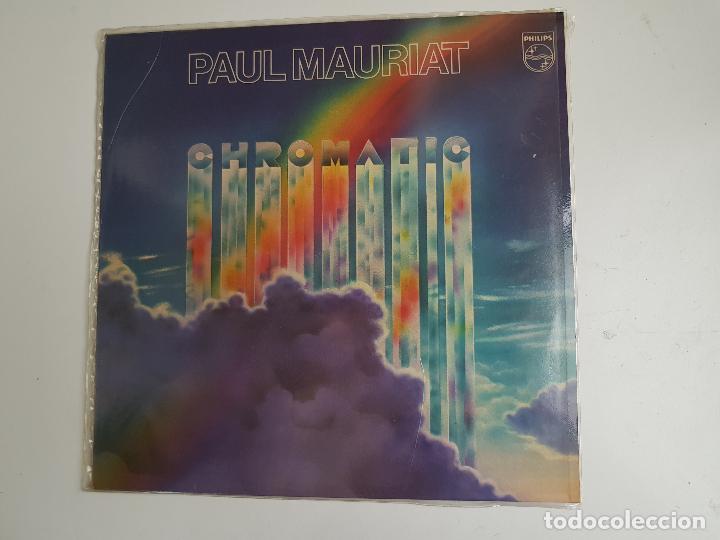PAUL MAURIAT - CHROMATIC (VINILO) (Música - Discos - LP Vinilo - Jazz, Jazz-Rock, Blues y R&B)
