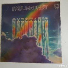 Discos de vinilo: PAUL MAURIAT - CHROMATIC (VINILO). Lote 139515710