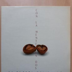Discos de vinilo: LA PUERTA DEL RUIDO- CON LA MENTE EN DOS- LP SWINGMEDIA 1992- NUEVO A ESTRENAR. Lote 139521978