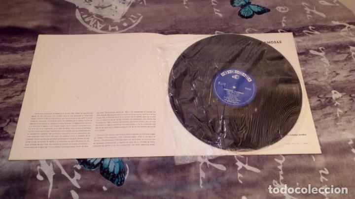 Discos de vinilo: MARCHAS FAMOSAS - Orquesta Militar de la Marina de Estados Unidos - Discorama D-3513 - Foto 4 - 139527142