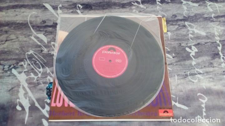 Discos de vinilo: Herbert Rehbein & His Orchestra – Love After Midnight - Polydor – 184 078 - 1967 - Foto 3 - 139529566