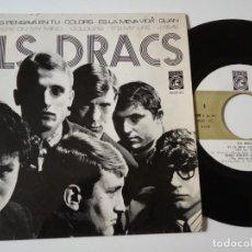 Discos de vinilo: ELS DRACS- ES LA MEVA VIDA - EP 1964- VINILO EXC. ESTADO.. Lote 139541550