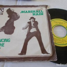 Discos de vinilo: MARSHALL HAIN. DANCING IN THE CITY. Lote 139544198