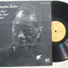 Discos de vinilo: DUKE ELLINGTON THE ELLINGTON SUITES LP VINYL MADE IN SPAIN 1976. Lote 139548034